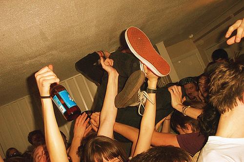 teenage-party